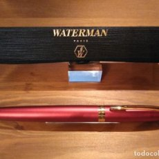 Bolígrafos antiguos: BOLÍGRAFO WATERMAN SEÑORITA. Lote 187537238