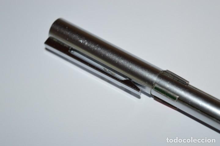 Bolígrafos antiguos: Vintage -- Waterman Quattro -- Bolígrafo de 4 colores, en buen estado - ¡Mira fotos y detalles! - Foto 4 - 193642930