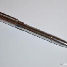 Bolígrafos antiguos: VINTAGE -- WATERMAN QUATTRO -- BOLÍGRAFO DE 4 COLORES, EN BUEN ESTADO - ¡MIRA FOTOS Y DETALLES!. Lote 193642930