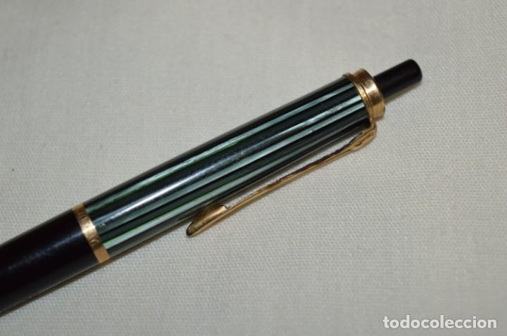 Bolígrafos antiguos: VINTAGE / Años 60/70 - Lote de BOLÍGRAFO PELIKAN 455 / Original Made In Germany ¡Mira! - Foto 2 - 194721663