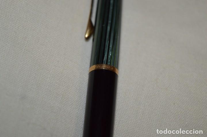 Bolígrafos antiguos: VINTAGE / Años 60/70 - Lote de BOLÍGRAFO PELIKAN 455 / Original Made In Germany ¡Mira! - Foto 7 - 194721663