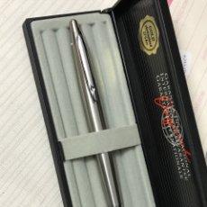 Bolígrafos antiguos: BOLÍGRAFO INOXCROM SIN USAR •*•. Lote 195052810