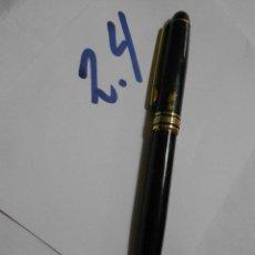 Bolígrafos antiguos: ANTIGUO BOLIGRAFO MONT BLANC. Lote 197874178
