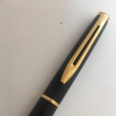 Bolígrafos antiguos: BOLIGRAFO WATERMAN. Lote 198468960