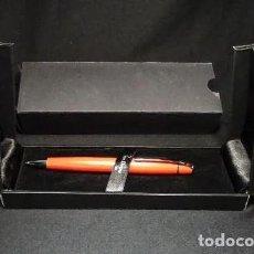 Bolígrafos antiguos: BOLIGRAFO DELONE, NUEVO, A ESTRENAR. Lote 199811183