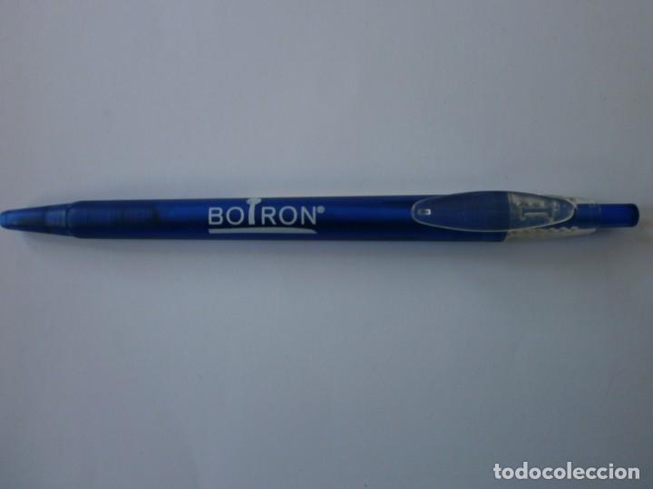 BOLIGRAFO BOIRON AZUL FARMACIA NUEVO (Plumas Estilográficas, Bolígrafos y Plumillas - Bolígrafos)