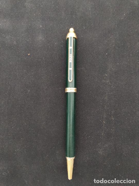 BOLIGRAFO ROLEX (Plumas Estilográficas, Bolígrafos y Plumillas - Bolígrafos)