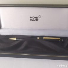 Bolígrafos antiguos: BOLÍGRAFO MONTBLANC MEISTERSTUCK-PIX GERMANY XH2401955 ORIGINAL. Lote 205611257