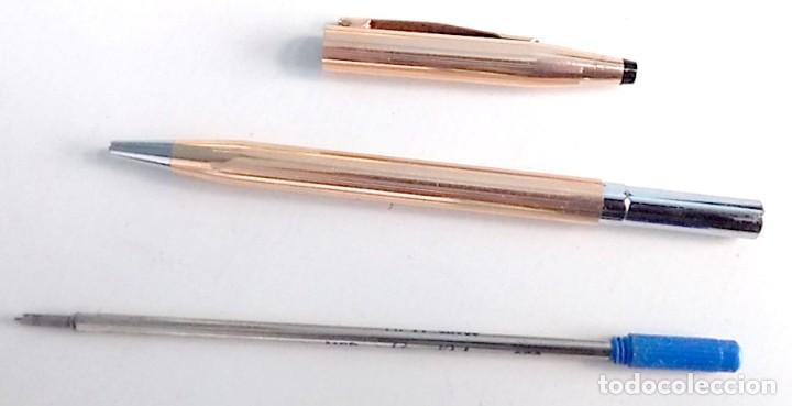 Bolígrafos antiguos: BOLÍGRAFO CROSS - Foto 4 - 26416893