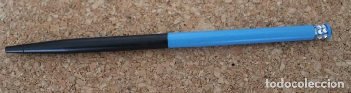 Bolígrafos antiguos: BOLIGRAFO CON BONITAS PIEDRAS DE BISUTERIA - Foto 2 - 207312905