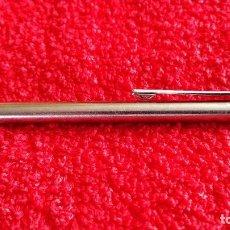 Bolígrafos antiguos: BOLÍGRAFO MONTBLANC . NOBLESSE. ACERO. Lote 209275933