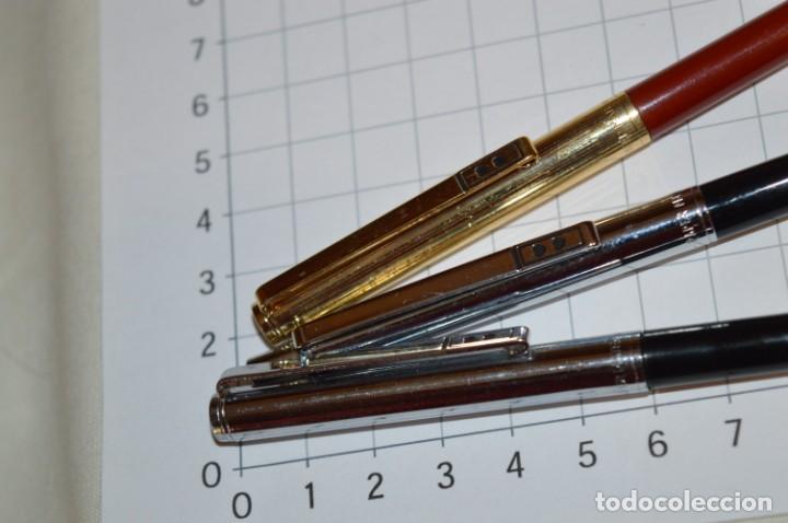 Bolígrafos antiguos: 3 PAPER MATE / Diferentes modelos / 1 BOLÍGRAFO y 2 PORTAMINAS - ¡Mira fotografías/detalles! Lote 08 - Foto 4 - 209420252