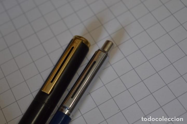 Bolígrafos antiguos: SHEAFFER / Diferentes modelos / 2 BOLÍGRAFO - ¡Mira fotografías/detalles! Lote 10 - Foto 6 - 209458418