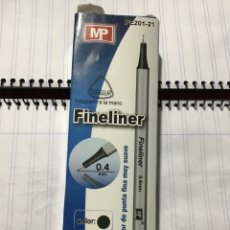 Bolígrafos antiguos: CAJA 12 FINELINER. Lote 210343528