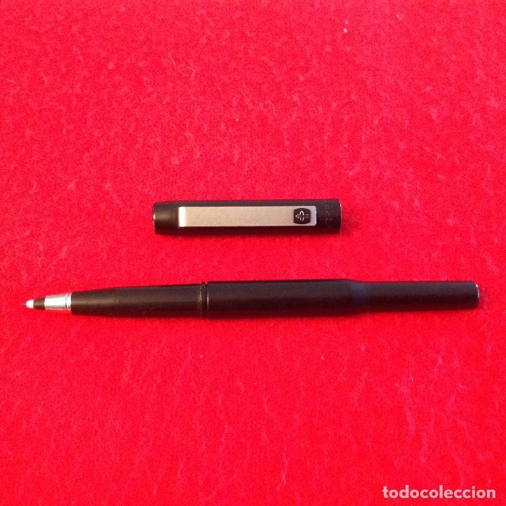 Bolígrafos antiguos: Rotulador Parker, made in England, el cargador está sin tinta, ver fotos. - Foto 3 - 210546436