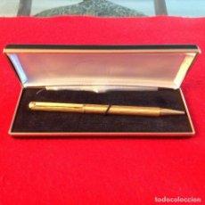 Bolígrafos antiguos: BOLÍGRAFO KANOE EN ESTUCHE, VER FOTOS.. Lote 211696539