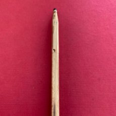 Bolígrafos antiguos: BOLÍGRAFO CROSS MADE IN IRELAND. Lote 211724605