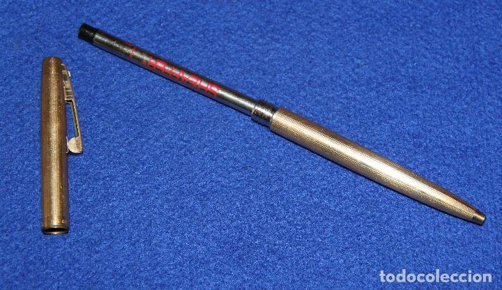 Bolígrafos antiguos: BOLIGRAFO SHEAFFER IMPERIAL 12k G.F. - Foto 5 - 213259350