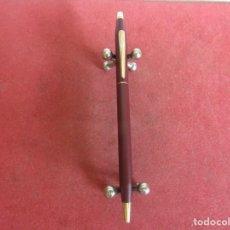 Bolígrafos antiguos: BOLÍGRAFO CROSS,ACCIONAMIENTO GIRATORIO. Lote 213895028