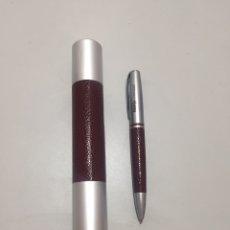 Bolígrafos antiguos: BOLÍGRAFO ESTUCHE. Lote 214157633