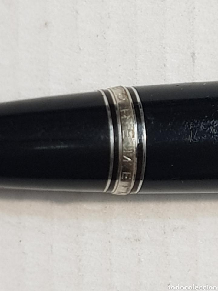 Bolígrafos antiguos: Bolígrafo Mont Blanc Boheme Noir original y numerado escaso - Foto 3 - 211416490