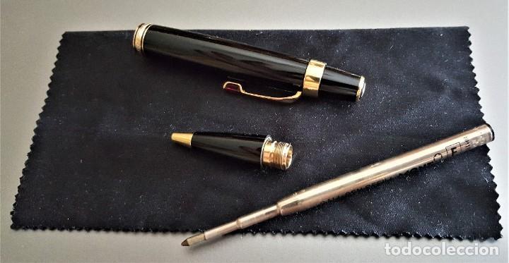 Bolígrafos antiguos: Bolígrafo Montblanc Boheme - Foto 8 - 217955382
