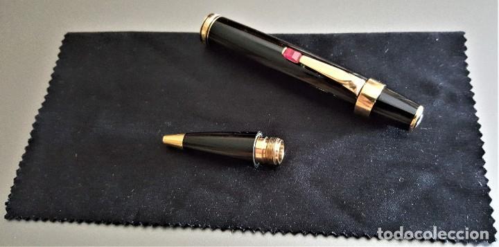 Bolígrafos antiguos: Bolígrafo Montblanc Boheme - Foto 9 - 217955382