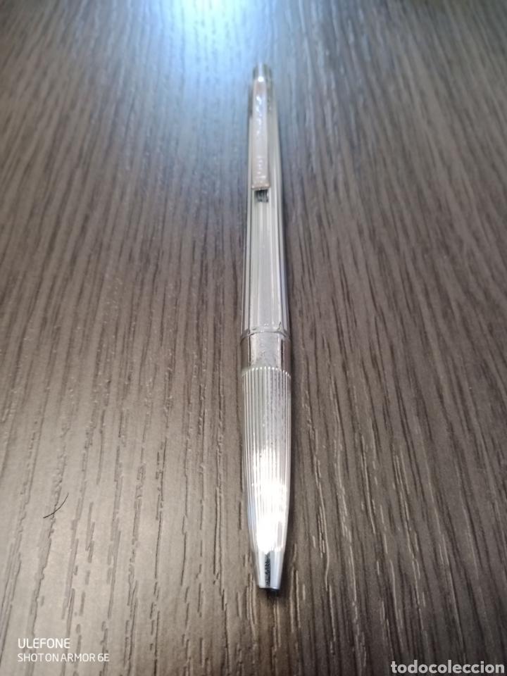 Bolígrafos antiguos: Lote Antiguos Bolígrafos/Portaminas INOXCROM - Foto 11 - 217960925