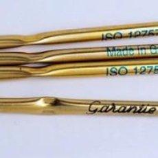 Bolígrafos antiguos: 4 RECAMBIOS BOLÍGRAFO ISO 12757-2 / DIN 16554 MINE GERMANY. Lote 218248887