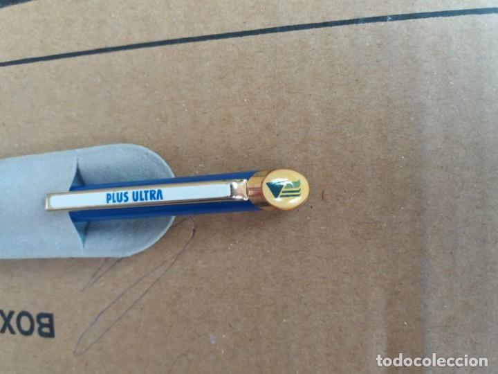 Bolígrafos antiguos: Bolígrafo Plus Ultra - Foto 2 - 218397601