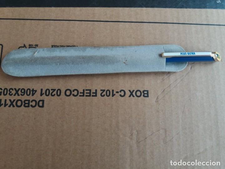 Bolígrafos antiguos: Bolígrafo Plus Ultra - Foto 3 - 218397601