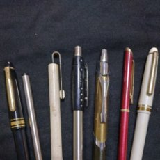 Bolígrafos antiguos: LOTE DE BOLÍGRAFOS. Lote 219637586