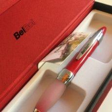 Bolígrafos antiguos: BOLIGRAFO BELBOL. Lote 221441831