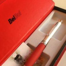 Bolígrafos antiguos: BOLIGRAFO BELBOL. Lote 221443238