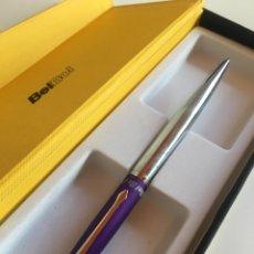 Bolígrafos antiguos: BOLIGRAFO BELBOL. Lote 221443340