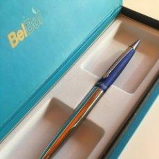 Bolígrafos antiguos: BOLIGRAFO BELBOL. Lote 221445788