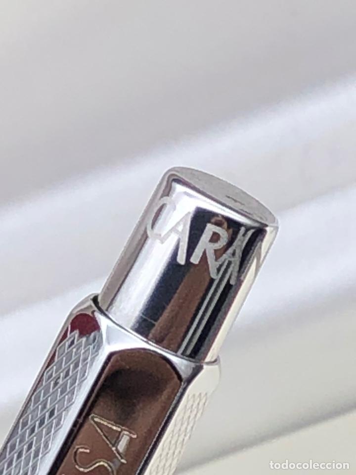 Bolígrafos antiguos: Bolígrafo CARAN d'ACHE nuevo/Relacionado montblanc waterman parker pelikan - Foto 6 - 221514262