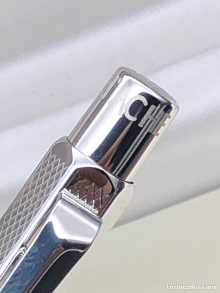 Bolígrafos antiguos: Bolígrafo CARAN d'ACHE nuevo/Relacionado montblanc waterman parker pelikan - Foto 8 - 221514262