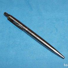 Bolígrafos antiguos: ANTIGUO BOLIGRAFO PARKER JOTTER AÑOS 50 - COLECCIONISTAS. Lote 221697052