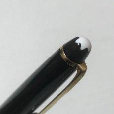 Bolígrafos antiguos: BOLÍGRAFO MONTBLANC. Lote 222075158