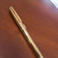 Bolígrafos antiguos: BOLÍGRAFO WATERMAN 4 COLORES. Lote 222302226