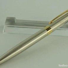 Bolígrafos antiguos: VINTAGE BOLÍGRAFO DE COLECCIÓN, RECUERDO 1RA. COMUNIÓN, 2003. PROBABLE BAÑO DE ORO 14 K EN DORADOS.. Lote 223962880