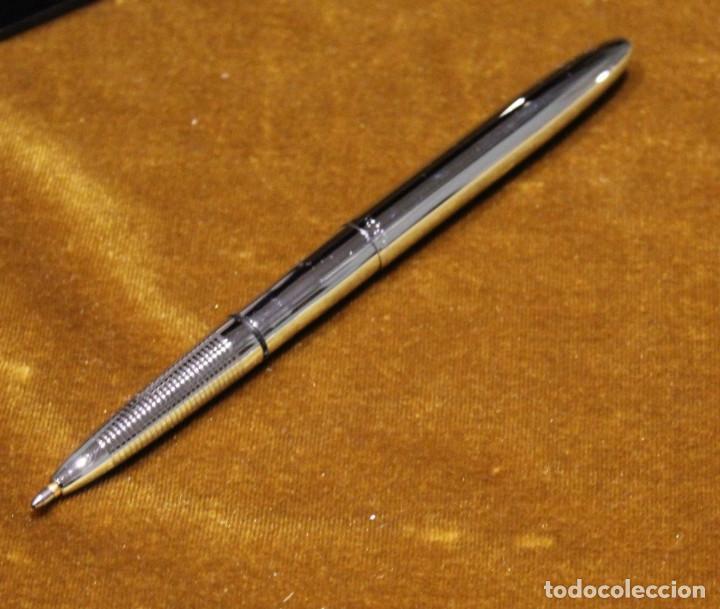 Bolígrafos antiguos: Boligrafo para astronautas Eversharp,Funda y estuche originales. - Foto 2 - 231628210