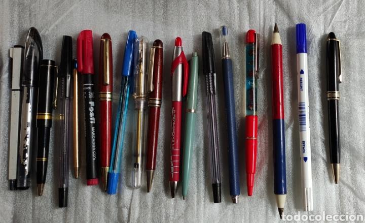 Bolígrafos antiguos: Bolígrafos - Foto 2 - 233800645