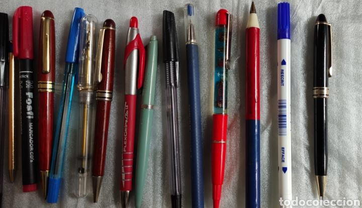 Bolígrafos antiguos: Bolígrafos - Foto 3 - 233800645