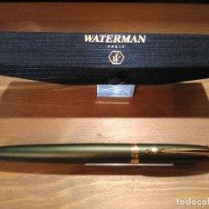 Bolígrafos antiguos: BOLÍGRAFO WATERMAN SEÑORITA. Lote 234406045