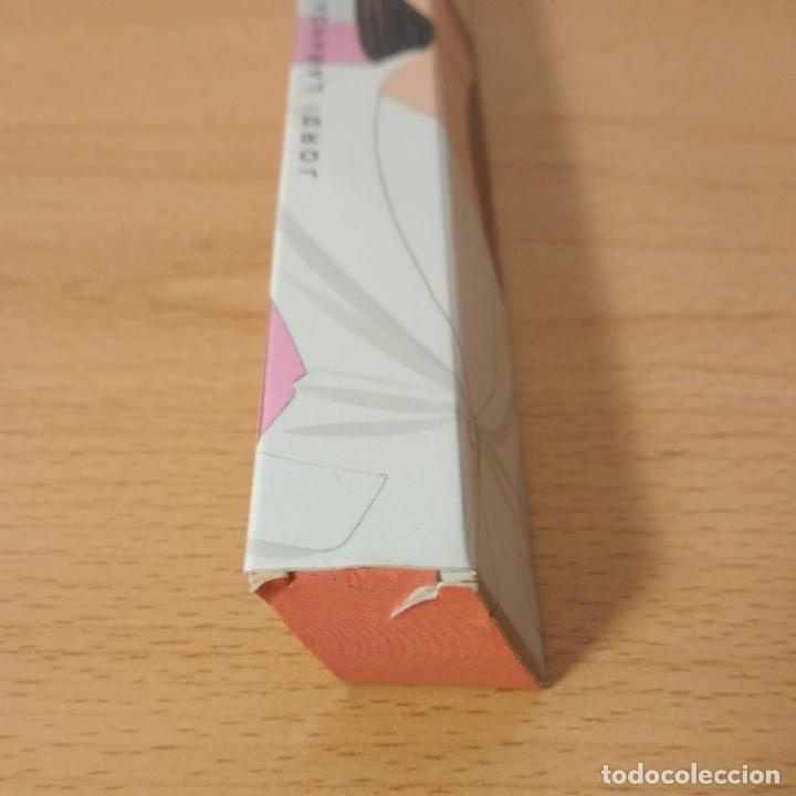Bolígrafos antiguos: Bolígrafo Jordi Labanda. Modelo Bianca Color Rosa coral. Inoxcrom. En caja. Ver descripción. - Foto 7 - 234890945