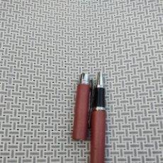 Bolígrafos antiguos: BOLÍGRAFO INOXGROM. Lote 235295140