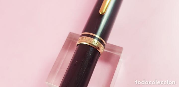 Bolígrafos antiguos: 10513·/bolígrafo-montblanc generation-germany-negro+oro-cajas-excelente estado-coleccionistas- - Foto 12 - 236258305