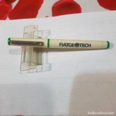 Bolígrafos antiguos: BOLÍGRAFO DE PUBLICIDAD FIATGEOTECH. Lote 236562980